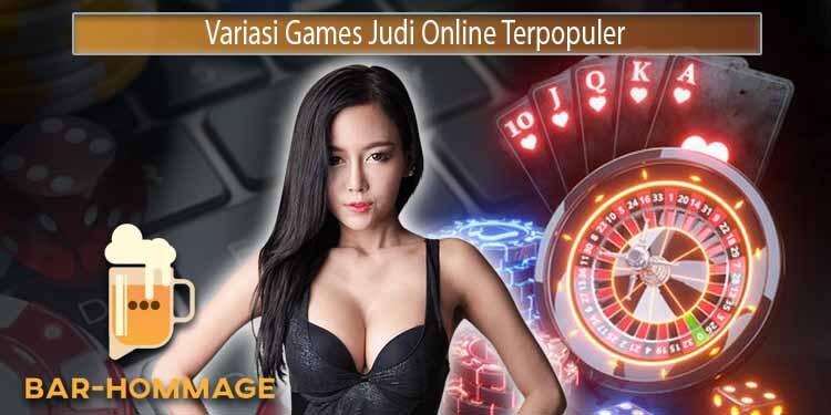 Variasi Permainan Judi Online dengan Profit Tertinggi